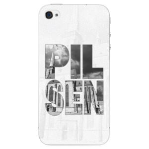 Plastové pouzdro iSaprio - Pilsen Bartoloměj na mobil Apple iPhone 4 / 4S