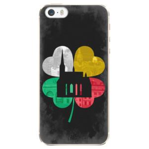 Plastové pouzdro iSaprio - Pilsen Lucky City na mobil Apple iPhone 5 / 5S / SE
