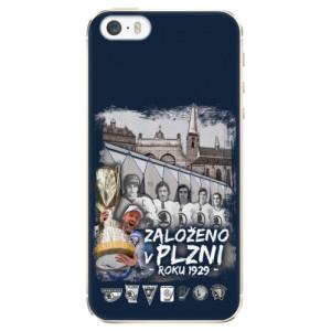 Plastové pouzdro iSaprio - Založeno v Plzni roku 1929 na mobil Apple iPhone 5 / 5S / SE