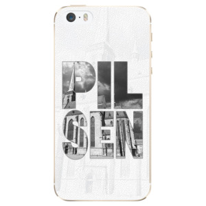 Plastové pouzdro iSaprio - Pilsen Bartoloměj na mobil Apple iPhone 5 / 5S / SE