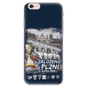 Plastové pouzdro iSaprio - Založeno v Plzni roku 1929 na mobil Apple iPhone 6 Plus / 6S Plus
