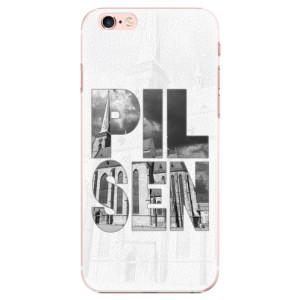 Plastové pouzdro iSaprio - Pilsen Bartoloměj na mobil Apple iPhone 6 Plus / 6S Plus