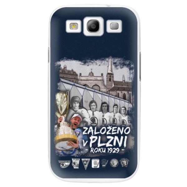 Plastový kryt iSaprio - Založeno v Plzni roku 1929 pro mobil Samsung Galaxy S3