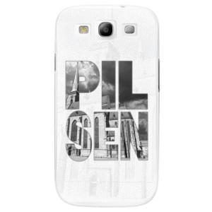 Plastové pouzdro iSaprio - Pilsen Bartoloměj na mobil Samsung Galaxy S3