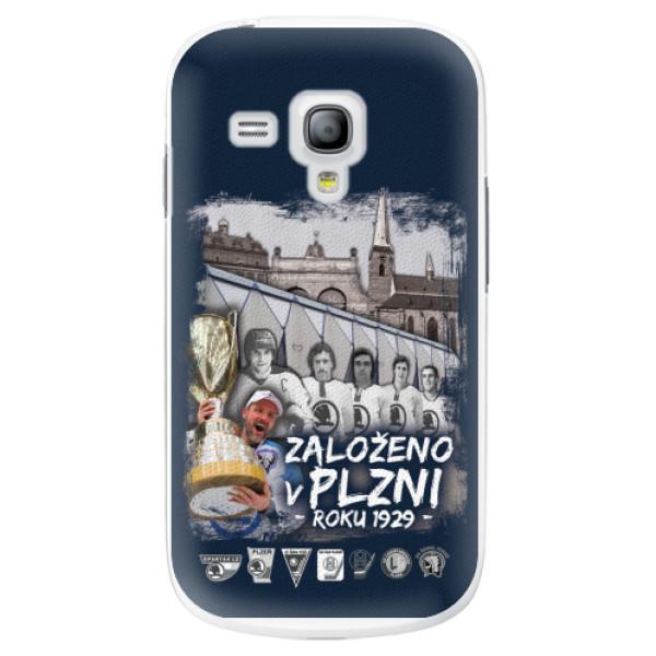 Plastový kryt iSaprio - Založeno v Plzni roku 1929 pro mobil Samsung Galaxy S3 Mini