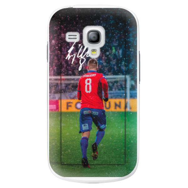 Plastový kryt iSaprio - Limba pro mobil Samsung Galaxy S3 Mini