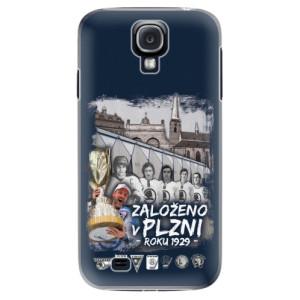Plastové pouzdro iSaprio - Založeno v Plzni roku 1929 na mobil Samsung Galaxy S4