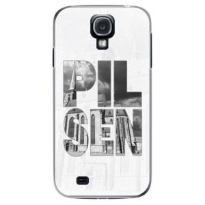 Plastové pouzdro iSaprio - Pilsen Bartoloměj na mobil Samsung Galaxy S4