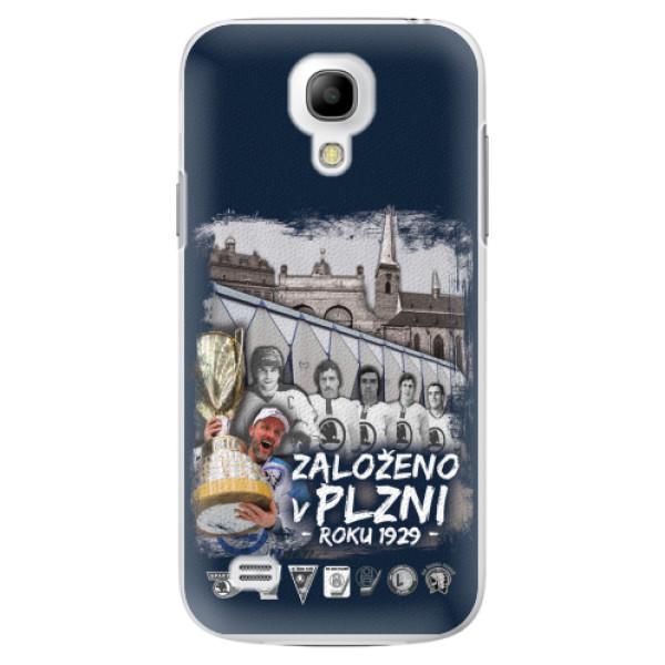Plastový kryt iSaprio - Založeno v Plzni roku 1929 pro mobil Samsung Galaxy S4 Mini