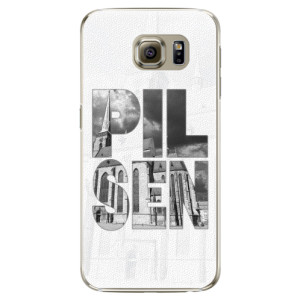 Plastové pouzdro iSaprio - Pilsen Bartoloměj na mobil Samsung Galaxy S6