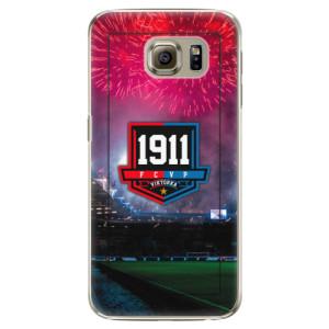 Plastové pouzdro iSaprio - FCVP 1911 Ohňostroj na mobil Samsung Galaxy S6