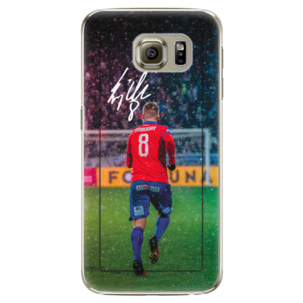 Plastový kryt iSaprio - Limba pro mobil Samsung Galaxy S6