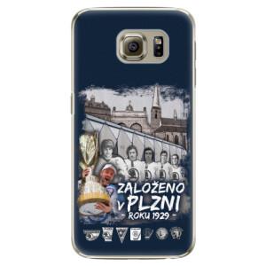 Plastové pouzdro iSaprio - Založeno v Plzni roku 1929 na mobil Samsung Galaxy S6 Edge
