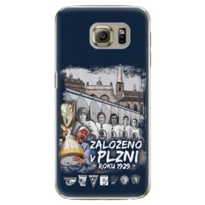 Plastové pouzdro iSaprio - Založeno v Plzni roku 1929 na mobil Samsung Galaxy S6 Edge Plus