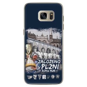 Plastové pouzdro iSaprio - Založeno v Plzni roku 1929 na mobil Samsung Galaxy S7