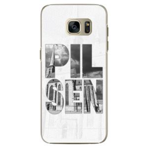 Plastové pouzdro iSaprio - Pilsen Bartoloměj na mobil Samsung Galaxy S7