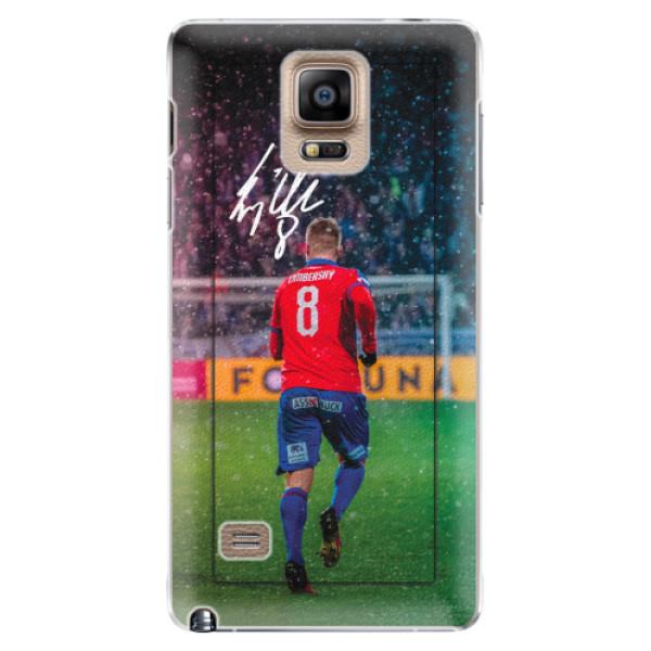 Plastový kryt iSaprio - Limba pro mobil Samsung Galaxy Note 4