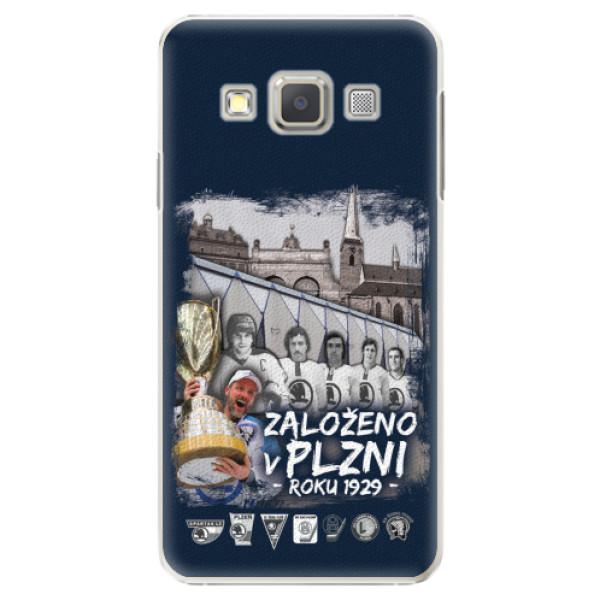 Plastový kryt iSaprio - Založeno v Plzni roku 1929 pro mobil Samsung Galaxy A3