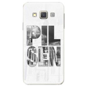 Plastové pouzdro iSaprio - Pilsen Bartoloměj na mobil Samsung Galaxy A3