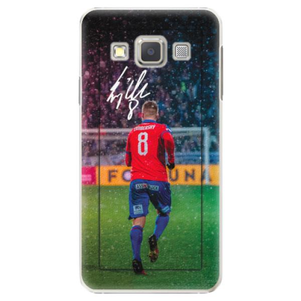 Plastový kryt iSaprio - Limba pro mobil Samsung Galaxy A3