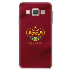 Plastové pouzdro iSaprio - FK Dukla Praha na mobil Samsung Galaxy A3