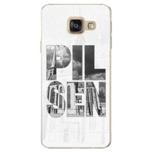 Plastové pouzdro iSaprio - Pilsen Bartoloměj na mobil Samsung Galaxy A3 2016