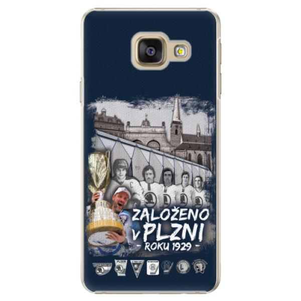 Plastový kryt iSaprio - Založeno v Plzni roku 1929 pro mobil Samsung Galaxy A5 2016