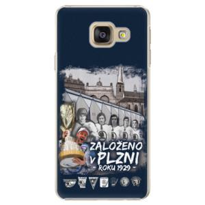 Plastové pouzdro iSaprio - Založeno v Plzni roku 1929 na mobil Samsung Galaxy A5 2016