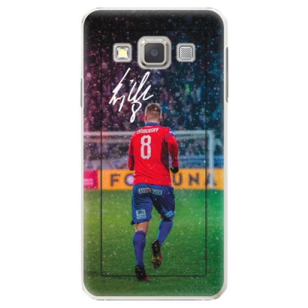 Plastový kryt iSaprio - Limba pro mobil Samsung Galaxy A7