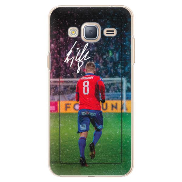 Plastový kryt iSaprio - Limba pro mobil Samsung Galaxy J3 2016