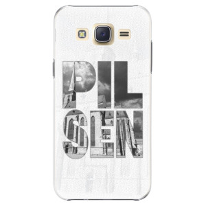Plastové pouzdro iSaprio - Pilsen Bartoloměj na mobil Samsung Galaxy J5