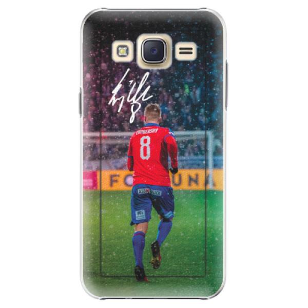 Plastový kryt iSaprio - Limba pro mobil Samsung Galaxy J5