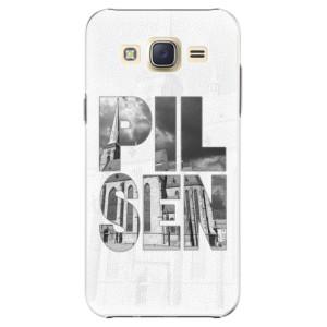 Plastové pouzdro iSaprio - Pilsen Bartoloměj na mobil Samsung Galaxy Core Prime