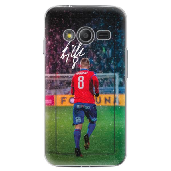 Plastový kryt iSaprio - Limba pro mobil Samsung Galaxy Trend 2 Lite