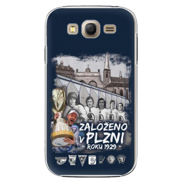 Plastový kryt iSaprio - Založeno v Plzni roku 1929 pro mobil Samsung Galaxy Grand Neo Plus