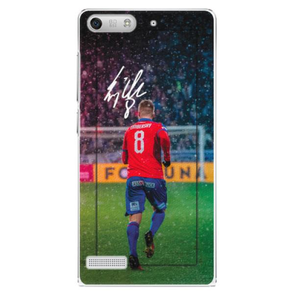Plastový kryt iSaprio - Limba pro mobil Huawei G6