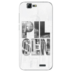 Plastové pouzdro iSaprio - Pilsen Bartoloměj na mobil Huawei G7