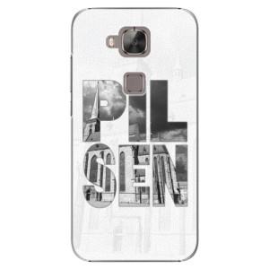 Plastové pouzdro iSaprio - Pilsen Bartoloměj na mobil Huawei G8