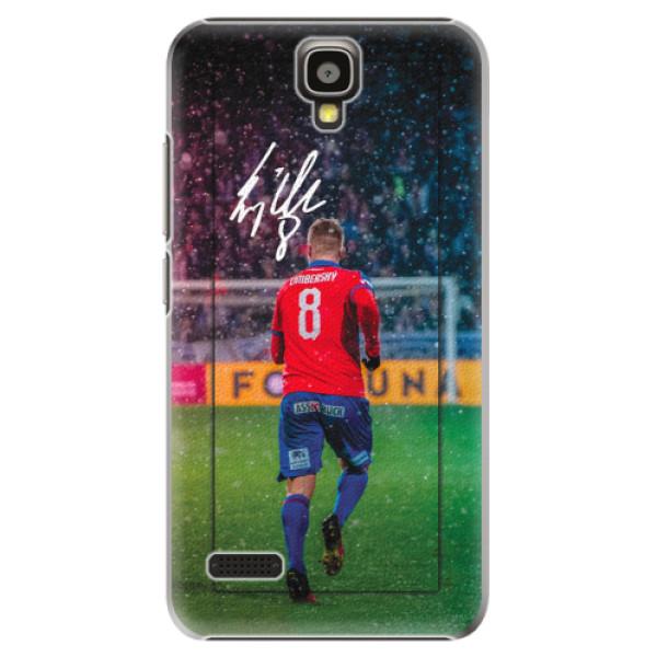 Plastový kryt iSaprio - Limba pro mobil Huawei Y5