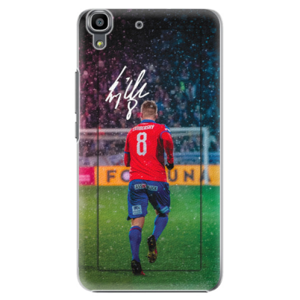 Plastový kryt iSaprio - Limba pro mobil Huawei Y6