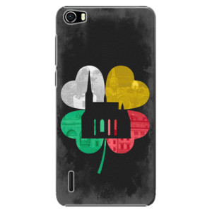 Plastové pouzdro iSaprio - Pilsen Lucky City na mobil Honor 6