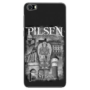 Plastové pouzdro iSaprio - Pilsen Beer City na mobil Honor 6