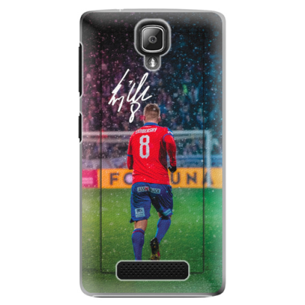 Plastový kryt iSaprio - Limba pro mobil Lenovo A1000