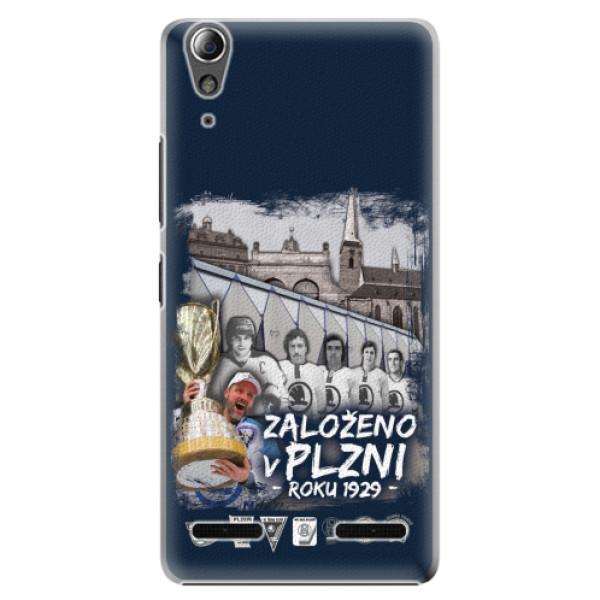 Plastový kryt iSaprio - Založeno v Plzni roku 1929 pro mobil Lenovo A6000 / K3