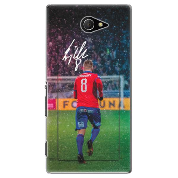 Plastový kryt iSaprio - Limba pro mobil Sony Xperia M2