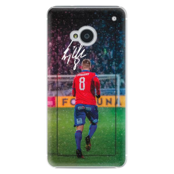 Plastový kryt iSaprio - Limba pro mobil HTC One M7