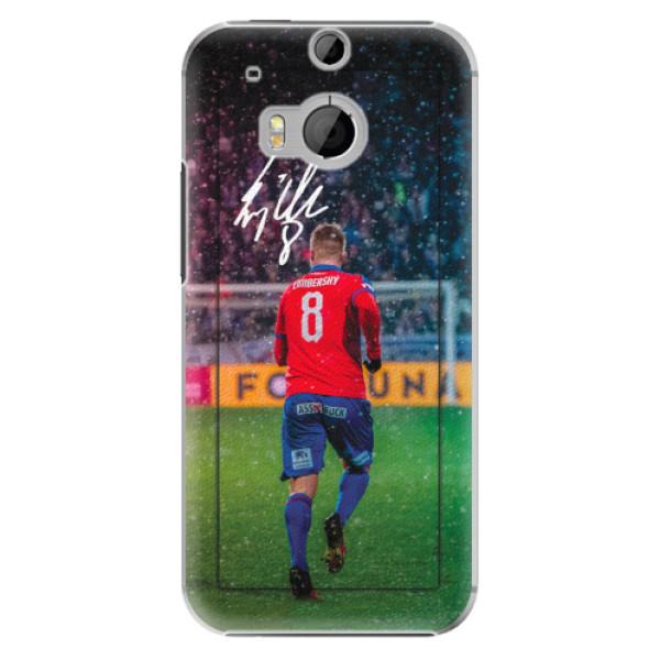 Plastový kryt iSaprio - Limba pro mobil HTC One M8
