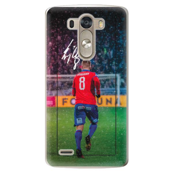 Plastový kryt iSaprio - Limba pro mobil LG G3 (D855)