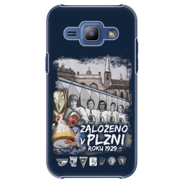 Plastový kryt iSaprio - Založeno v Plzni roku 1929 pro mobil Samsung Galaxy J1