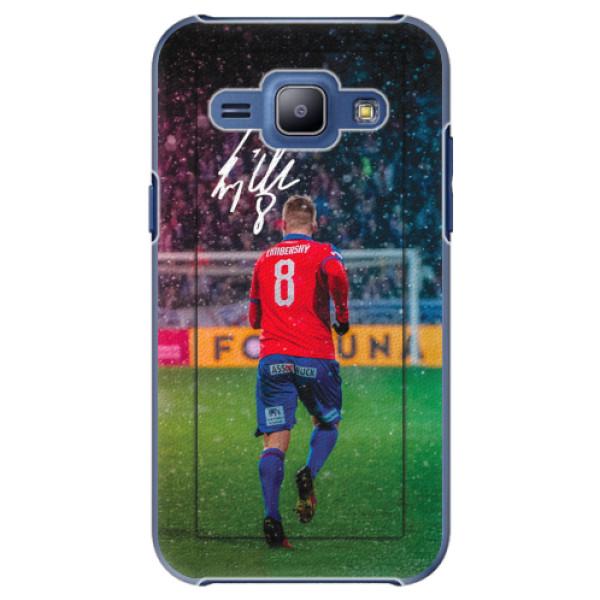Plastový kryt iSaprio - Limba pro mobil Samsung Galaxy J1